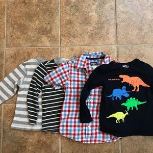 Lot of XS (4/5) Boy Clothing (bundle & save)